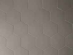Rivestimento in gres porcellanato PHENOMENON HEXAGON FANGO - PHENOMENON