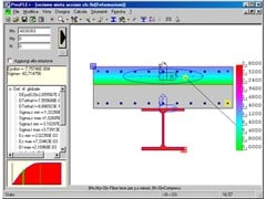 Concrete, PresFle+ Calcolo sezione