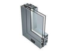 ALUK Group, 56 IW Porta-finestra a taglio termico in alluminio con doppio vetro