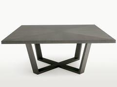 Tavolo quadrato in legno XILOS | Tavolo quadrato - Xilos