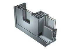 Porta-finestra scorrevole in alluminioSC 140 TT - ALUK GROUP