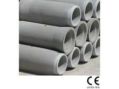 Tubazione e manufatto per fognaturaTubazioni - GIORNI OSCAR PREFABBRICATI