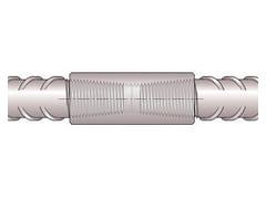 Giunto metallico per struttura tubolareTT - CRISBAR