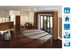 Zerbino tecnico DIPLOMAT - Sistemi di tappeti tecnici per l'ingresso