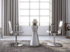 Tavolo rotondo in alluminioARBAT | Tavolo - ALTREFORME