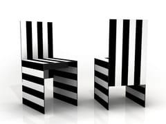 Sedia in alluminioSIMBOLO | Sedia - ALTREFORME