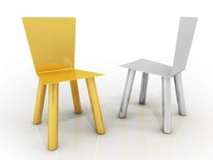 Sedia in metalloFIOCCO - ALTREFORME
