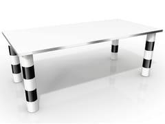 Tavolo rettangolare in alluminioVENEZIA - ALTREFORME