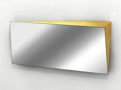 Specchio rettangolare a parete LINGOTTO | Specchio rettangolare - dream