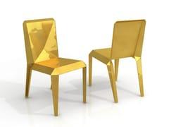 Sedia in alluminioLINGOTTO | Sedia - ALTREFORME