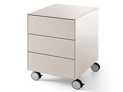 Cassettiera ufficio con ruote AIR DRAWER 3 - GALLOTTI&RADICE
