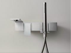 Rubinetto per vasca a muro con doccetta5MM | Rubinetto per vasca - RUBINETTERIE 3M
