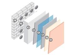 Sistema per isolamento a cappottoISOKAP B - CABOX