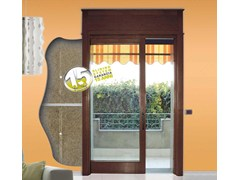 Controtelaio per finestre alzanti scorrevoliSESAMO - SLIDING SYSTEM