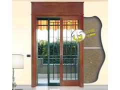 Controtelaio per finestre alzanti scorrevoli per inferriateULISSE - SLIDING SYSTEM