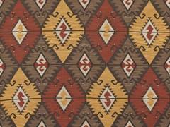Tessuto da tappezzeria con motivi grafici TABRIZ - Ethnic