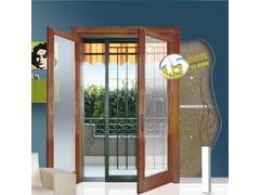 Controtelaio per finestre scorrevoli per inferriateBELLAVISTA - SLIDING SYSTEM