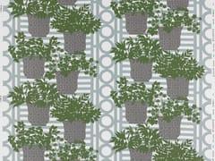 Tessuto con motivi floreali per tende PATMOS - Stampati