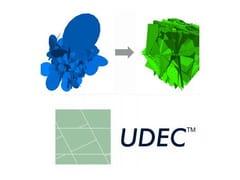 HARPACEAS, UDEC e 3DEC Calcolo di ammassi rocciosi con UDEC