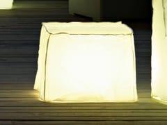 Sgabello basso luminoso in polietilene INOUT 108L - InOut