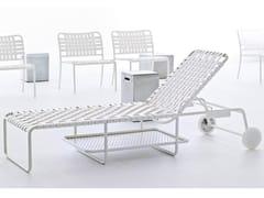 Lettino da giardino reclinabile INOUT 882 F - InOut