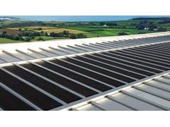 CENTROMETAL, DRYTEC® 550 SOLAR FLEX Pannello e lastra metallica per copertura