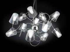 Lampada a sospensione in Pyrex® ARIA | Lampada a sospensione - Aria