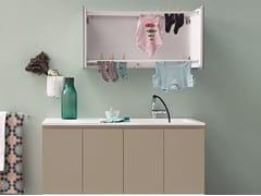 Porta asciugamani / stendibiancheria in metalloACQUA E SAPONE   Porta asciugamani - BIREX