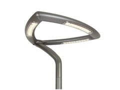 Lampione stradale a LED in alluminioZENDA - GHM-ECLATEC