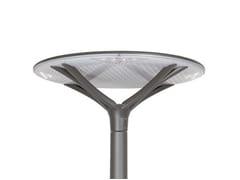 Lampione stradale a LED in alluminioKEO - GHM-ECLATEC
