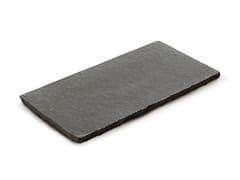 Pavimento per esterni in pietra calcarea TANDUR GREY - Lastre