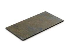 Pavimento per esterni in ardesia MULTICOLOR - Lastre
