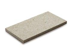 Pavimento per esterni in marmo GRANITO GIALLO - Lastre