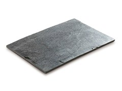 Pavimento per esterni in quarzite SILVER GREY - Lastre