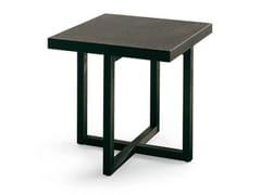 Tavolino quadrato in legno YARD | Tavolino quadrato -
