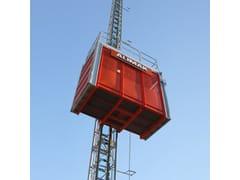 Elevatore da cantiereALIMAK SCANDO 650 - ALIMAK GROUP ITALY