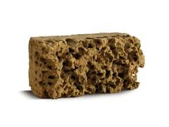 GRANULATI ZANDOBBIO, CASTLE BLOCK Blocchetto per muretti in pietra