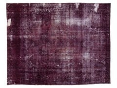 Tappeto vintage ricolorato DECOLORIZED PURPLE - Carpet Reloaded