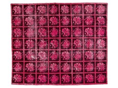 Tappeto vintage ricolorato DECOLORIZED PINK - Carpet Reloaded
