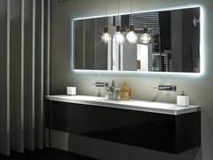 Mobile lavabo doppio sospeso K.FLY | Mobile lavabo doppio - K.Fly