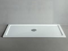 RIFRA, LINE 24 - TWO Piatto doccia ultrapiatto in Corian®
