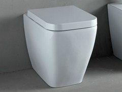 Wc in ceramica a pasta bianca THIN | Wc - Thin