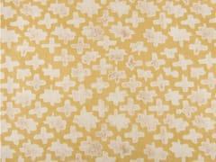KOHRO, MONTSERRAT Tessuto in cotone con motivi grafici