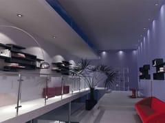 Metropolis by IVAS, LADY V. Finitura decorativa effetto vellutato