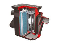 Separatore olio, disoleatore e condensagrassiSeparatori ACO - ACO PASSAVANT