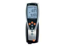 Strumento di misurazione dell'aria TESTO 435-2 -