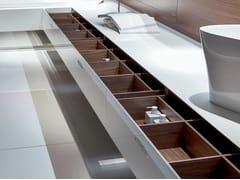 Modulo bagno componibile con cassetto ATELIER LEVEL 45 - Level 45