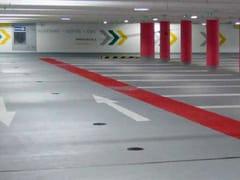 Pavimento industriale in resinaTriflex CPS-I - TRIFLEX ITALIA