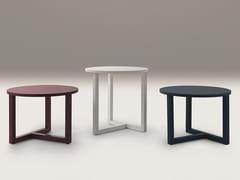 Tavolino / comodino in legno HILL | Comodino laccato - Atelier