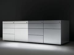 Cassettiera ufficio in metalloPROFESSIONAL - DIEFFEBI